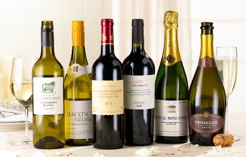 All the wines from Marks and Spencer